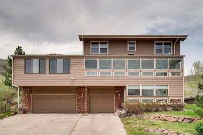 17313 Rimrock Drive, Golden, CO 80401 - #: 5508134