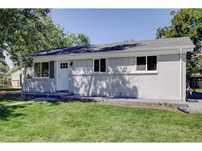5775 Clear Creek Drive, Denver, CO 80212 - MLS#: 5508405