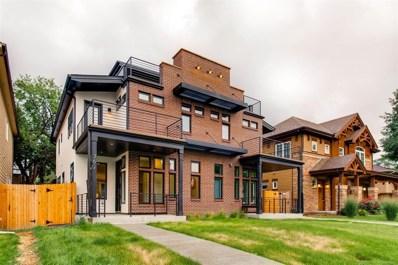 760 Birch Street, Denver, CO 80220 - MLS#: 5509923