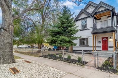 3511 N Lafayette Street, Denver, CO 80205 - #: 5511900