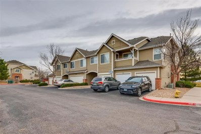 1308 S Danube Way UNIT 102, Aurora, CO 80017 - MLS#: 5518073