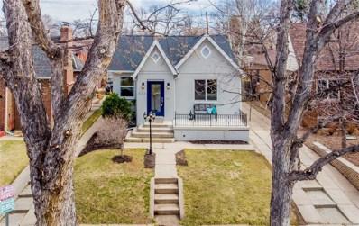 636 Cherry Street, Denver, CO 80220 - #: 5521325