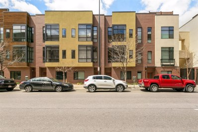 2325 Walnut Street UNIT 5, Denver, CO 80205 - #: 5522723