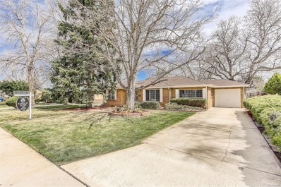 3880 Newland Street, Wheat Ridge, CO 80033 - MLS#: 5523577