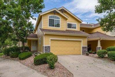 19553 E Mann Creek Drive UNIT A, Parker, CO 80134 - #: 5523853