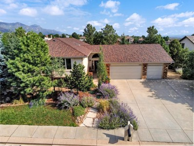 1740 Oak Hills Drive, Colorado Springs, CO 80919 - MLS#: 5524028