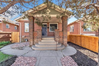 1438 Osceola Street, Denver, CO 80204 - #: 5524036