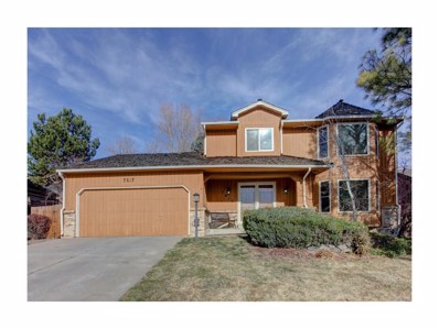 7817 Silverweed Way, Lone Tree, CO 80124 - MLS#: 5525977