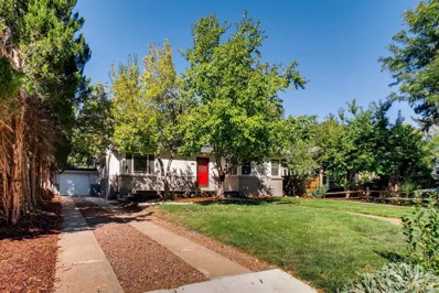 635 Krameria Street, Denver, CO 80220 - MLS#: 5526236