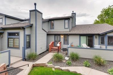 9133 W Cedar Drive UNIT E, Lakewood, CO 80226 - MLS#: 5527902