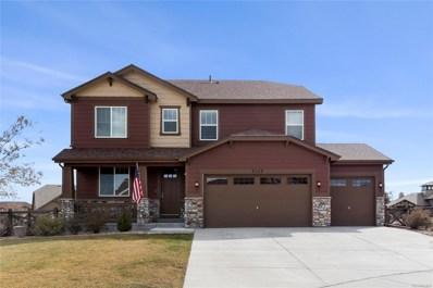 7115 Golden Acacia Lane, Colorado Springs, CO 80927 - MLS#: 5530826