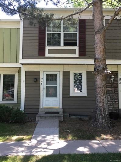 1268 S Idalia Street, Aurora, CO 80017 - MLS#: 5534583