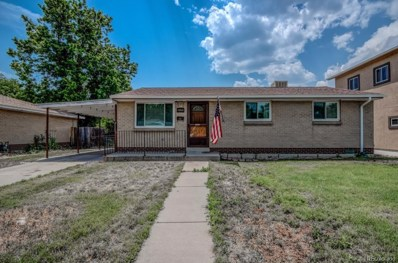 6832 W 53rd Place, Arvada, CO 80002 - MLS#: 5535932
