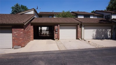 7900 W Layton Avenue UNIT 902, Littleton, CO 80123 - MLS#: 5541172