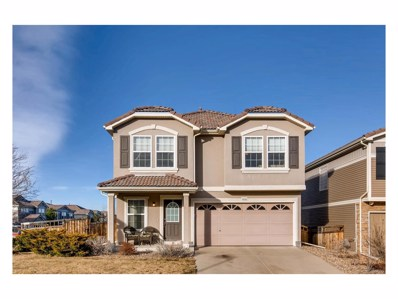 4133 Alcazar Drive, Castle Rock, CO 80109 - MLS#: 5542804