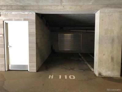 1950 N Logan Street UNIT #P-110, Denver, CO 80203 - #: 5543162