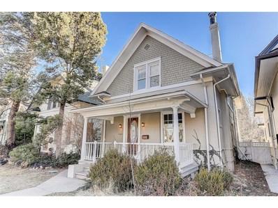 446 Lafayette Street, Denver, CO 80218 - #: 5545870