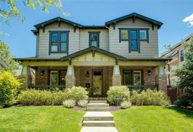 858 S York Street, Denver, CO 80209 - #: 5546304