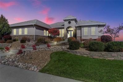 1175 Cinnabar Drive, Castle Rock, CO 80108 - MLS#: 5548766