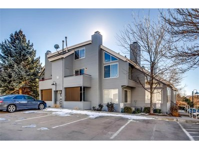 8500 E Jefferson Avenue UNIT 16B, Denver, CO 80237 - MLS#: 5550279