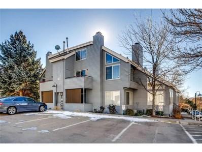8500 E Jefferson Avenue UNIT 16B, Denver, CO 80237 - #: 5550279