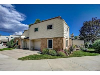 1769 S Lee Street UNIT B, Lakewood, CO 80232 - MLS#: 5551199