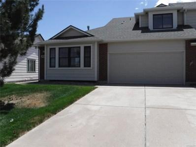 4568 S Newton Street, Denver, CO 80236 - #: 5555921