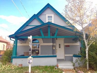3718 Julian Street, Denver, CO 80211 - MLS#: 5559563