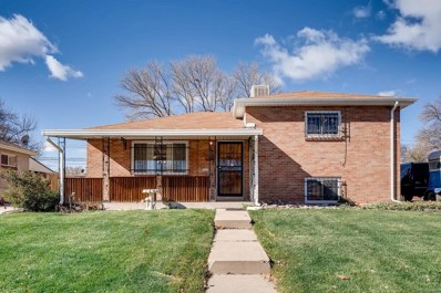 1621 S Winona Court, Denver, CO 80219 - MLS#: 5562784