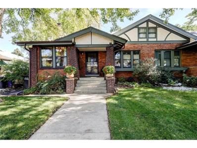 2520 Cherry Street, Denver, CO 80207 - MLS#: 5570526