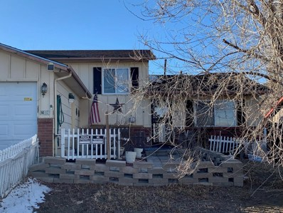 4334 College View Drive, Colorado Springs, CO 80906 - #: 5570822