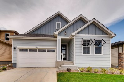 611 W 173rd Place, Broomfield, CO 80023 - MLS#: 5572422