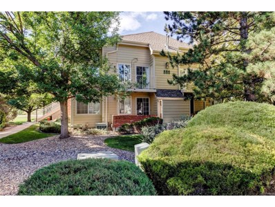 888 S Reed Court UNIT H, Lakewood, CO 80226 - MLS#: 5573966
