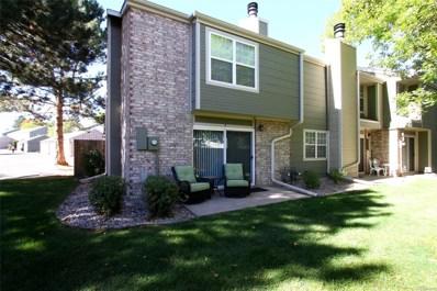 3401 S Ammons Street UNIT 19-8, Lakewood, CO 80227 - MLS#: 5577752