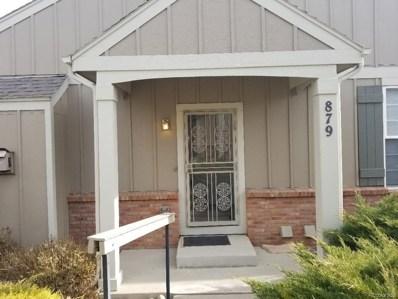 879 S Granby Circle, Aurora, CO 80012 - MLS#: 5580643