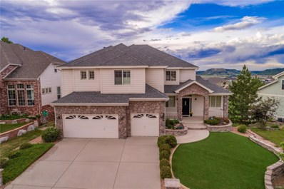 1589 Rosemary Drive, Castle Rock, CO 80109 - #: 5580652