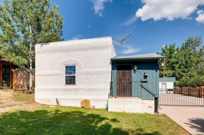 2830 Fenton Street, Wheat Ridge, CO 80214 - MLS#: 5593964