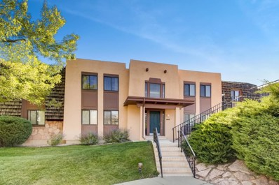 2949 Mesa Road UNIT C, Colorado Springs, CO 80904 - MLS#: 5594035