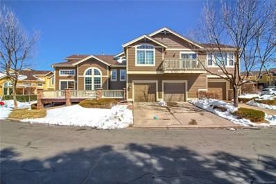 19551 E Mann Creek Drive UNIT B, Parker, CO 80134 - MLS#: 5595634