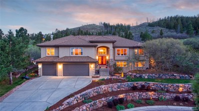 2985 Cindercone Lane, Colorado Springs, CO 80919 - #: 5596011