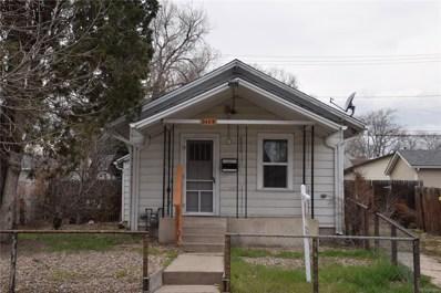 2407 Eaton Street, Edgewater, CO 80214 - MLS#: 5596740