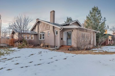 345 N Downing Street, Denver, CO 80218 - MLS#: 5598767