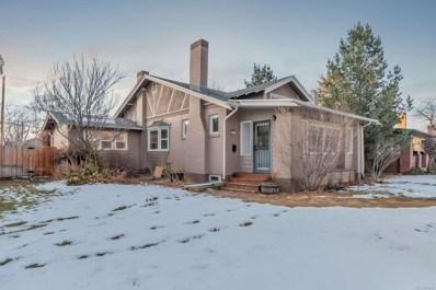 345 N Downing Street, Denver, CO 80218 - MLS#: 5598767