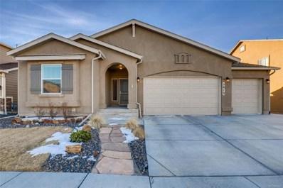 5913 Rowdy Drive, Colorado Springs, CO 80924 - MLS#: 5600625