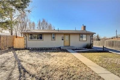 600 Del Norte Street, Denver, CO 80221 - MLS#: 5604982