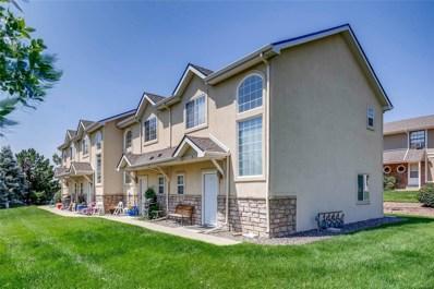 2263 Coronado Parkway UNIT A, Thornton, CO 80229 - MLS#: 5605733