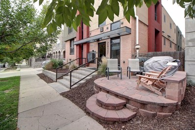 2837 Vallejo Street UNIT 101, Denver, CO 80211 - MLS#: 5607863