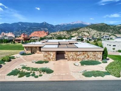 3724 Camelrock View, Colorado Springs, CO 80904 - MLS#: 5610281