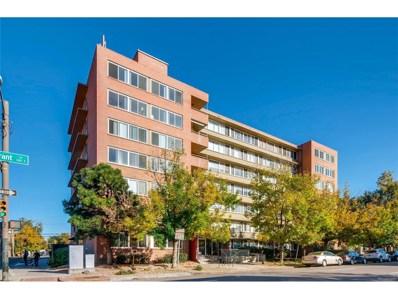 1196 N Grant Street UNIT 610, Denver, CO 80203 - MLS#: 5612183