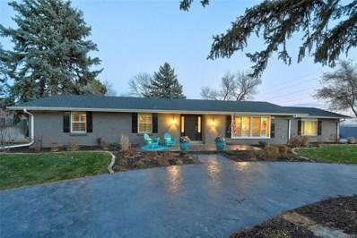 2 Robincrest Lane, Littleton, CO 80123 - MLS#: 5613657